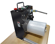 エアー緩衝材製造機の画像